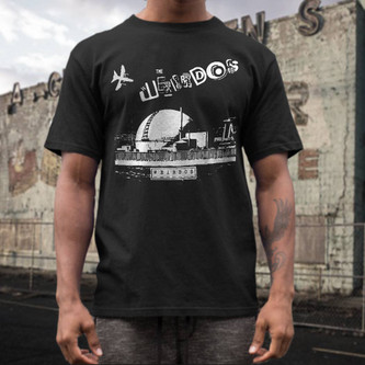 The Weirdos  LA Band  t shirt   Tee  neutron bomb circle jerks  Devo Dangerhouse Bomp