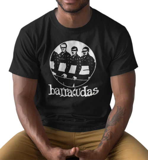 the barracudas t shirt tee