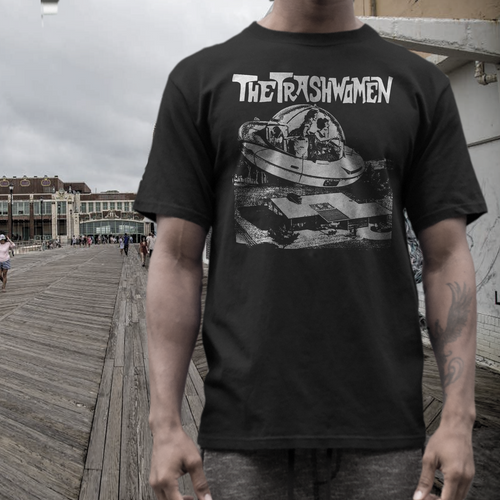 the Trashwomen tee  shirt  t Shirt   san francisco garage bobbyteens