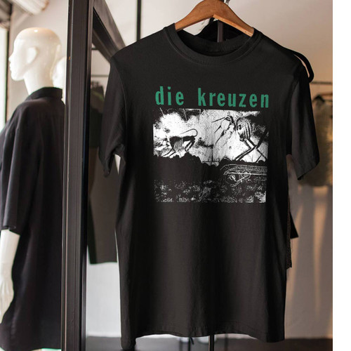 Die Kreuzen   T shirt   Milwaukee  band