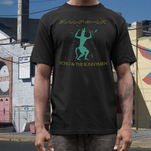 echo and the bunnymen t shirt