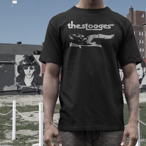 the Stooges t shirt