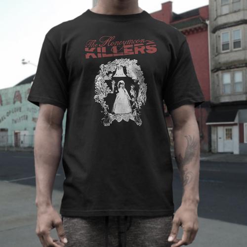 honeymoon killers band  t shirt