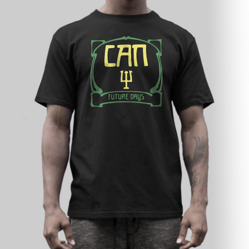 Can band t shirt future days