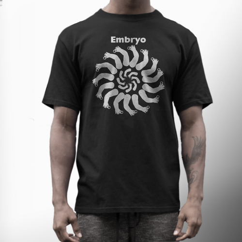 Embryo band t shirt