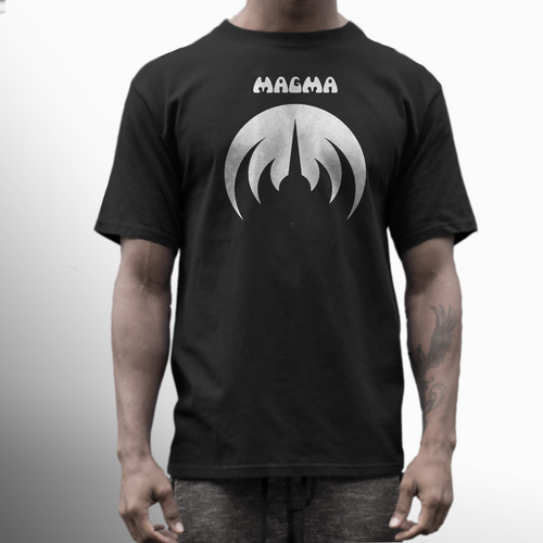 magma band t shirt