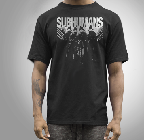 subhumans band t shirt