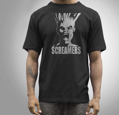 the screamers band t shirt