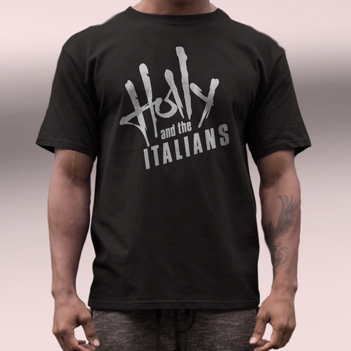 holly and the italians band t shirt