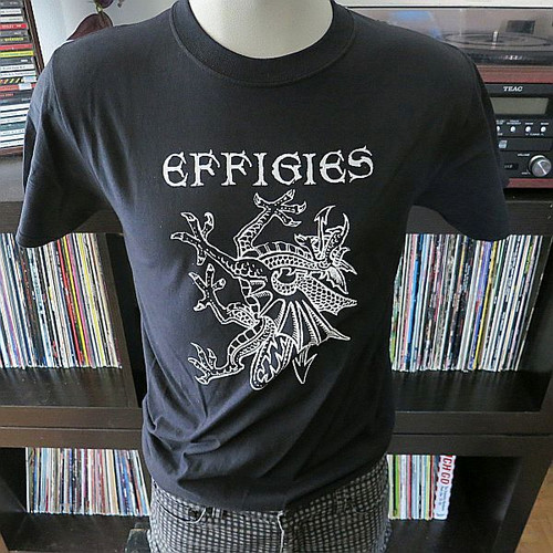 the Effigies t shirt chicago punk