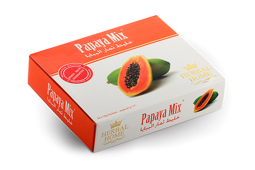 Herbal Home | Papaya Mix | Arthritis, Muscle and Joints