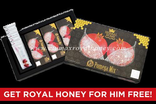 Herbal Home | Pomega Mix