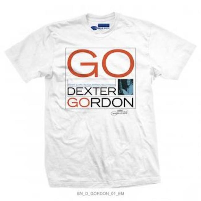 Blue Note Records Dexter Gordon Go T-Shirt