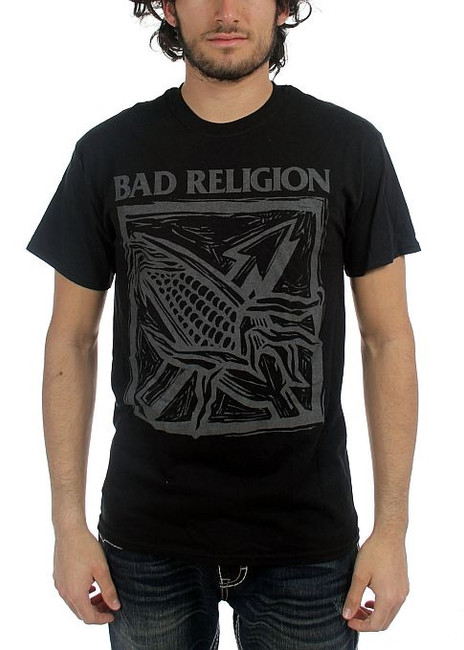 Bad Religion Against The Grain Slim Fit T-Shirt