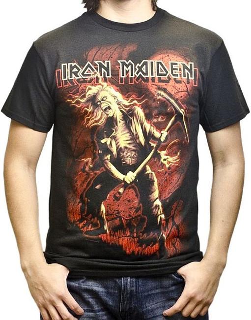 Iron Maiden Benjamin Breeg T-Shirt