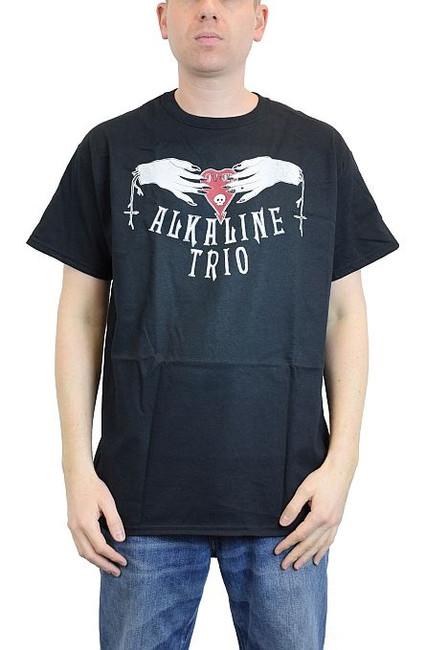 Alkaline Trio Ouija Hands T-Shirt