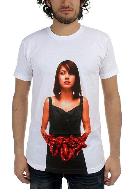 Bring Me The Horizon Suicide Season Red T-Shirt