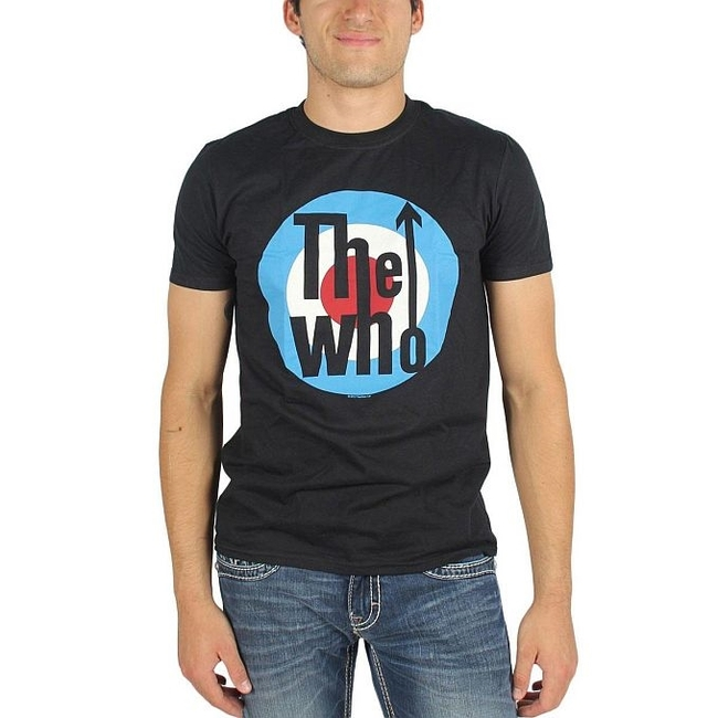 The Who Classic Logo T-Shirt