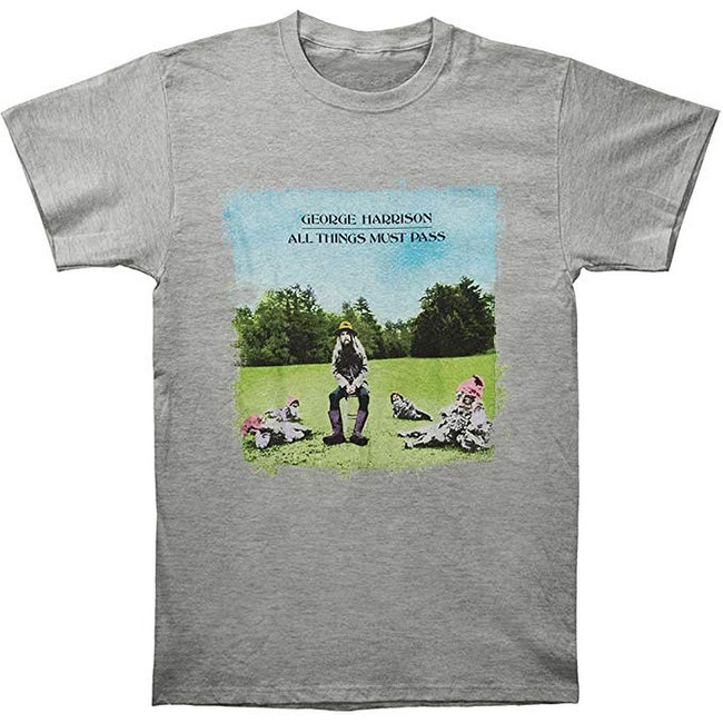 The Beatles George Harrison All Things Must Pass T-Shirt