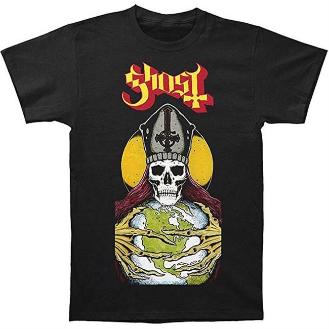 Ghost Blood Ceremony Men's Black T-Shirt