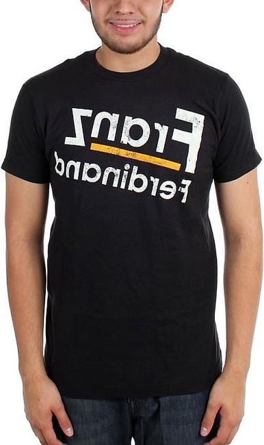 Franz Ferdinand Reverse T-Shirt