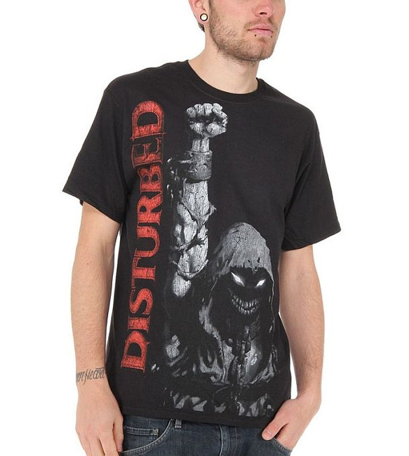 Disturbed Up Your Fist T-Shirt