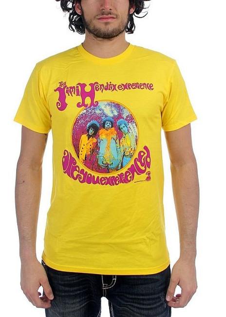 Jimi Hendrix - Are You Experienced T-Shirt