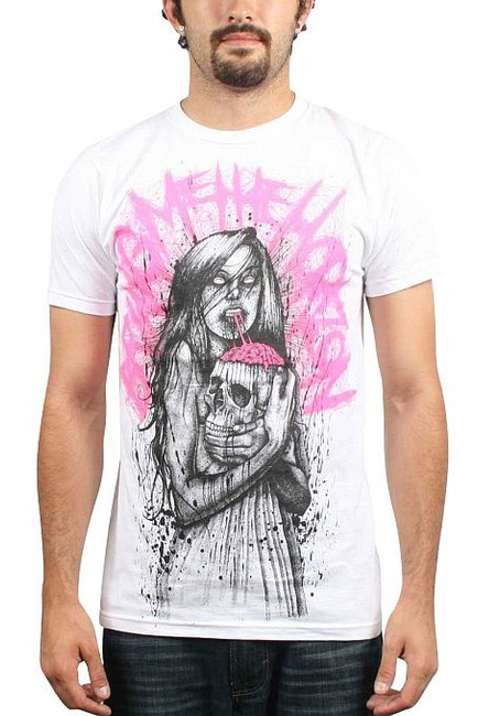 Bring Me The Horizon Zombie Brain Shirt