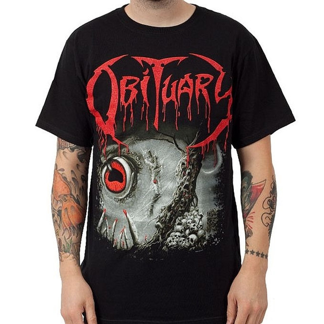 Obituary Cause of Death T-Shirt