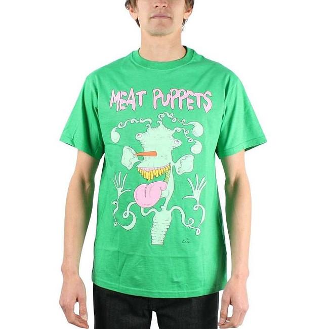 Meat Puppets Monster T-Shirt