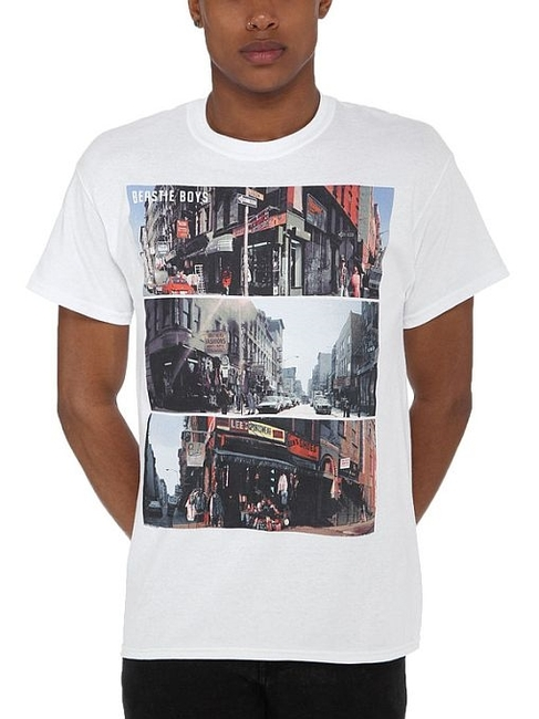 Beastie Boys City Scenes Paul's Boutique T-Shirt