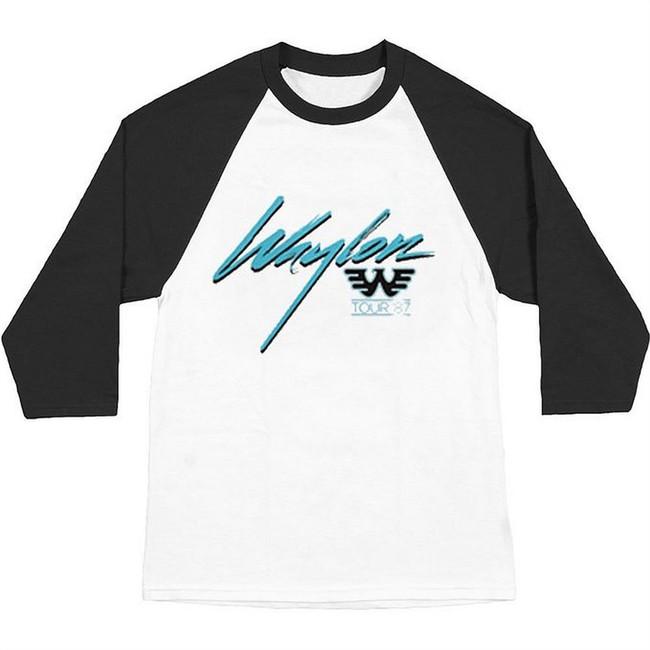 Waylon Jennings Hangin Tough Raglan T-Shirt
