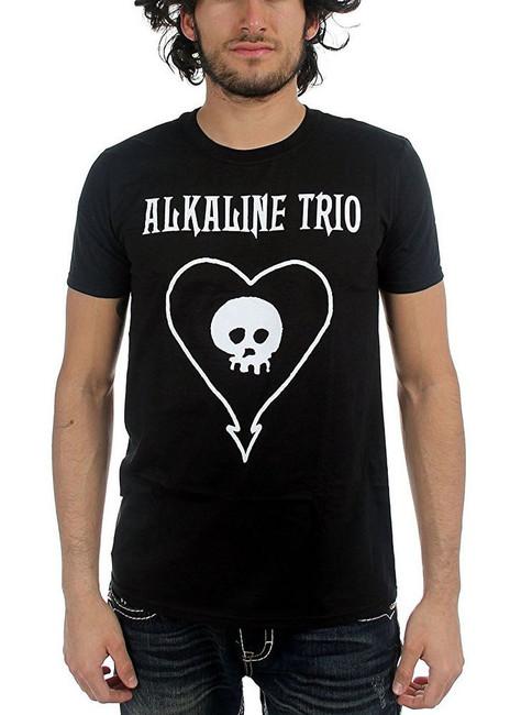 Alkaline Trio Heartskull T-Shirt