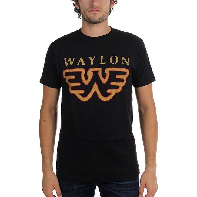 Waylon Jennings Flying W T-Shirt