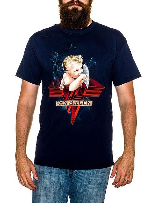 Van Halen - Smoking T-Shirt