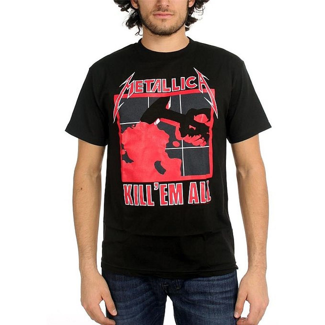 Metallica - Kill Em All T-Shirt