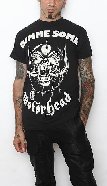 Motorhead Gimme Some T-Shirt
