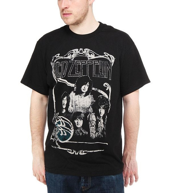 Led Zeppelin Good Times Bad Times T-Shirt