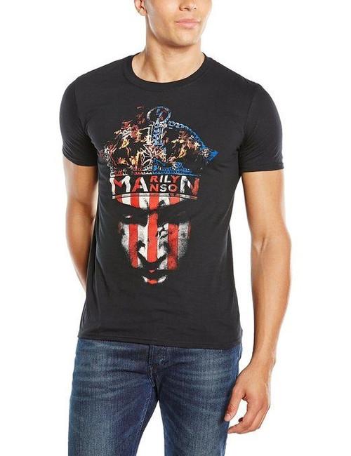 Marilyn Manson - Crown T-Shirt