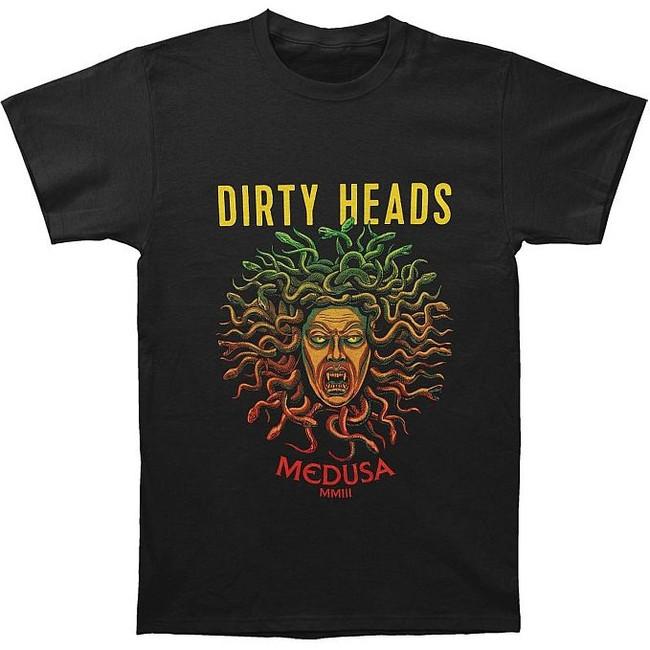 The Dirty Heads Roman Medusa Slim T-Shirt