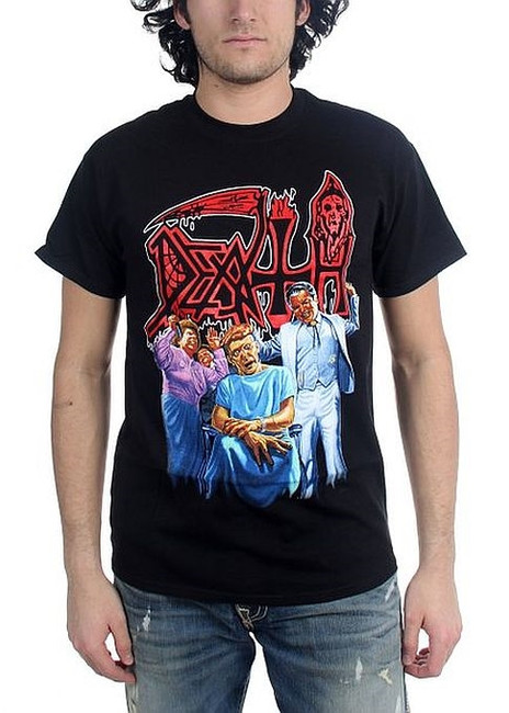 Death - Spiritual Healing T-Shirt