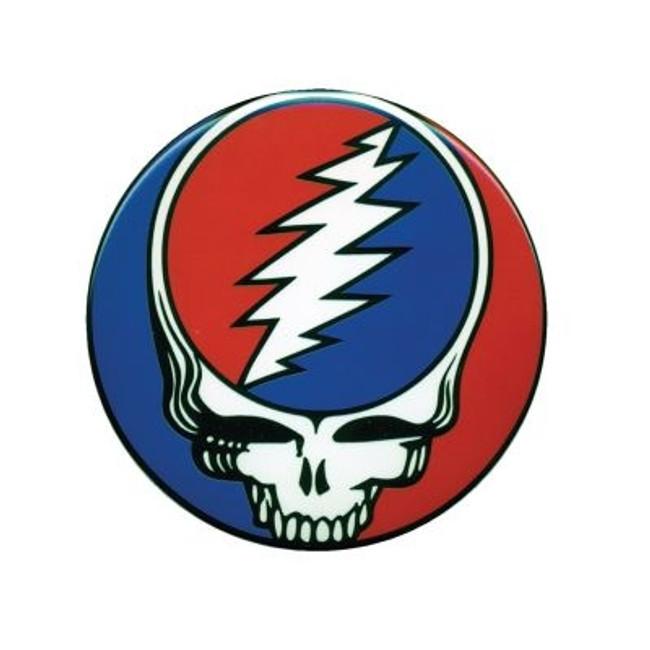 Grateful Dead Steal Your Face Logo Magnet