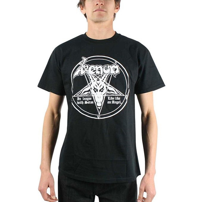 Venom In League With Satan T-Shirt