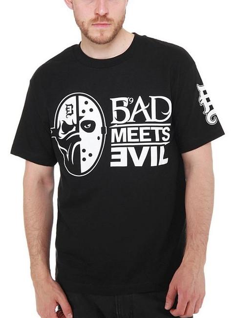 Eminem - Bad Meets Evil - Masks T-Shirt