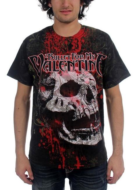 Bullet For My Valentine - Bloodskull T-Shirt