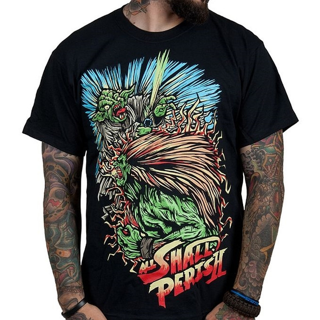 All Shall Perish Street Fighter T-Shirt