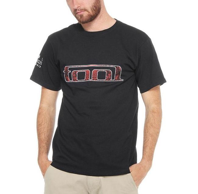 Tool - Red Pattern T-Shirt