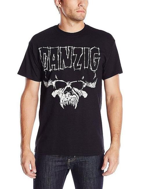 Danzig Skull Logo T-Shirt