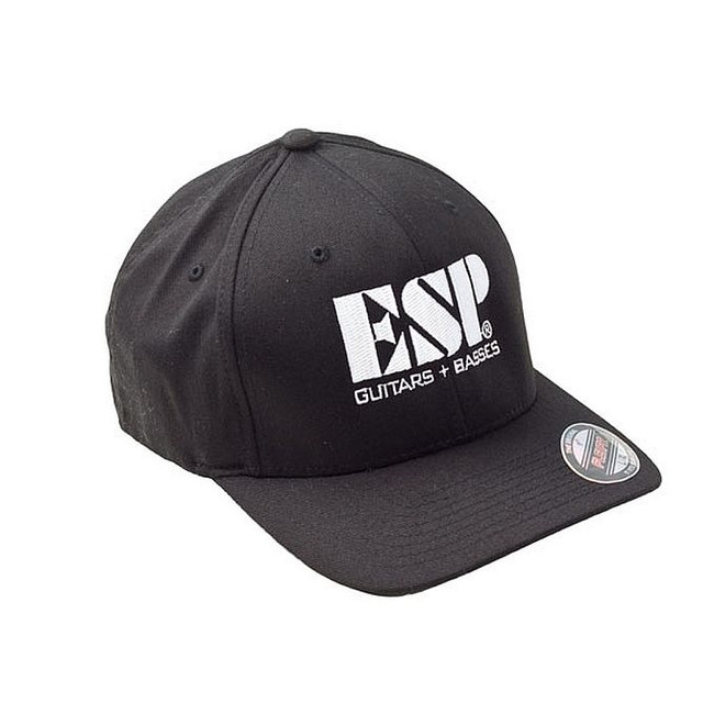 ESP Guitars Logo Flexfit Hat Cap