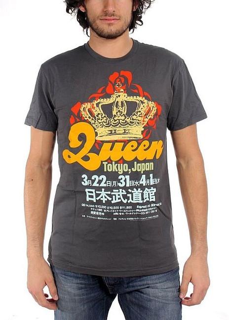 Queen - Tokyo 30/1 T-Shirt